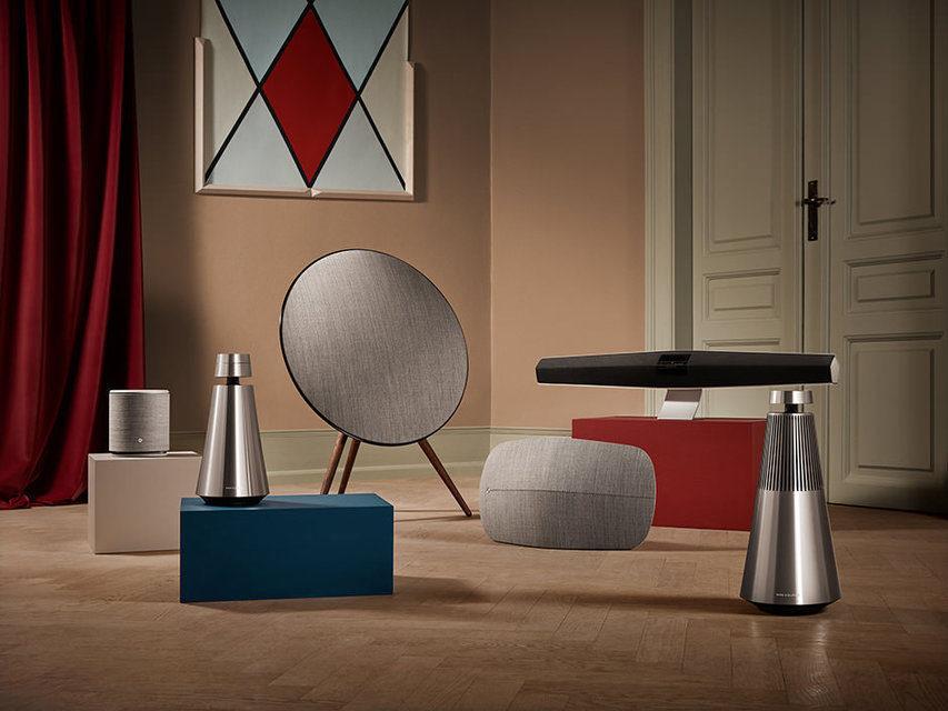 Bang&Olufsen анонсировала коллекцию мультирумных устройств