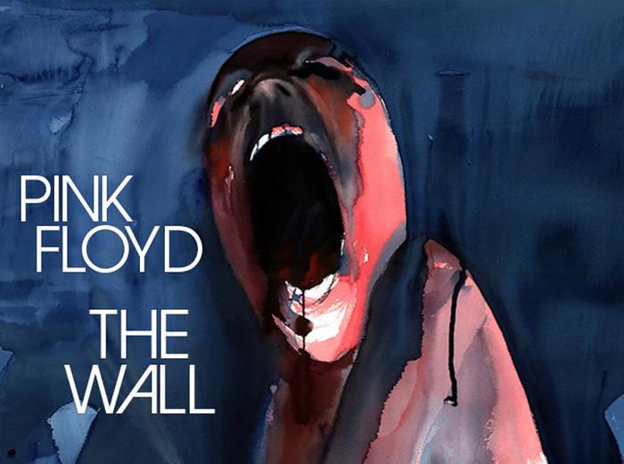 Выставлены напродажу оригиналы картин кальбому ифильму Pink Floyd «The Wall»