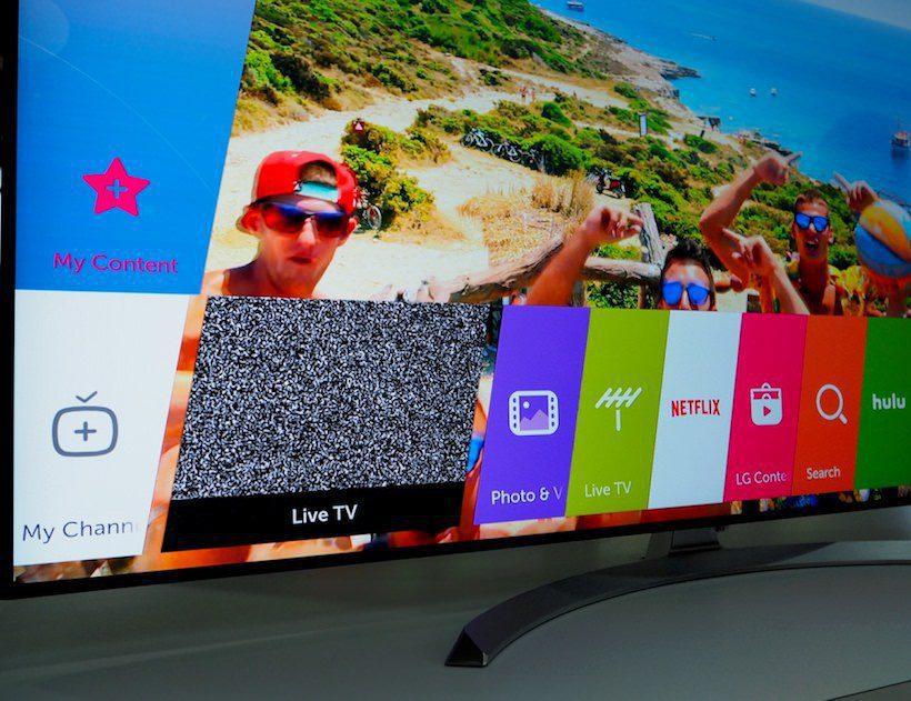 Российское подразделение LG рассказало о потребителях Smart TV