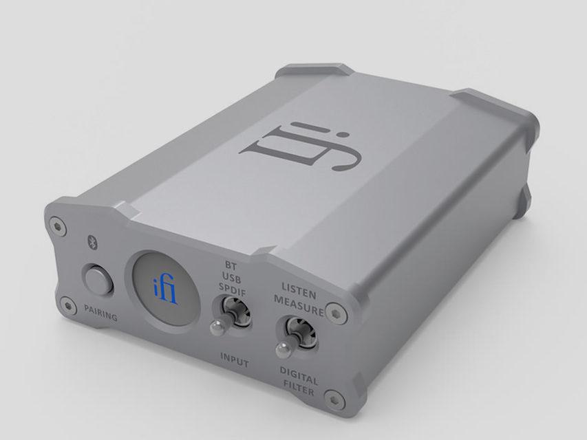 IFi представила ЦАП nano iOne с беспроводными возможностями