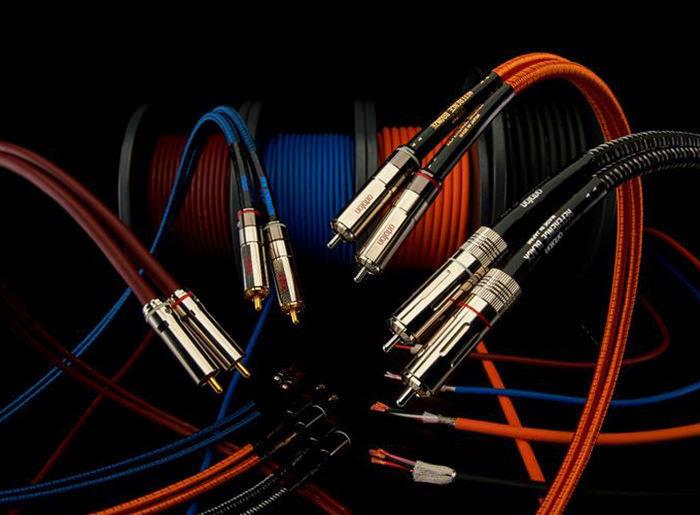 Ortofon запустила линейку межблочных кабелей Reference