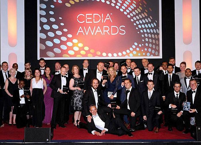 Участие в конкурсе CEDIA 2017 Awards сделали бесплатным для членов ассоциации