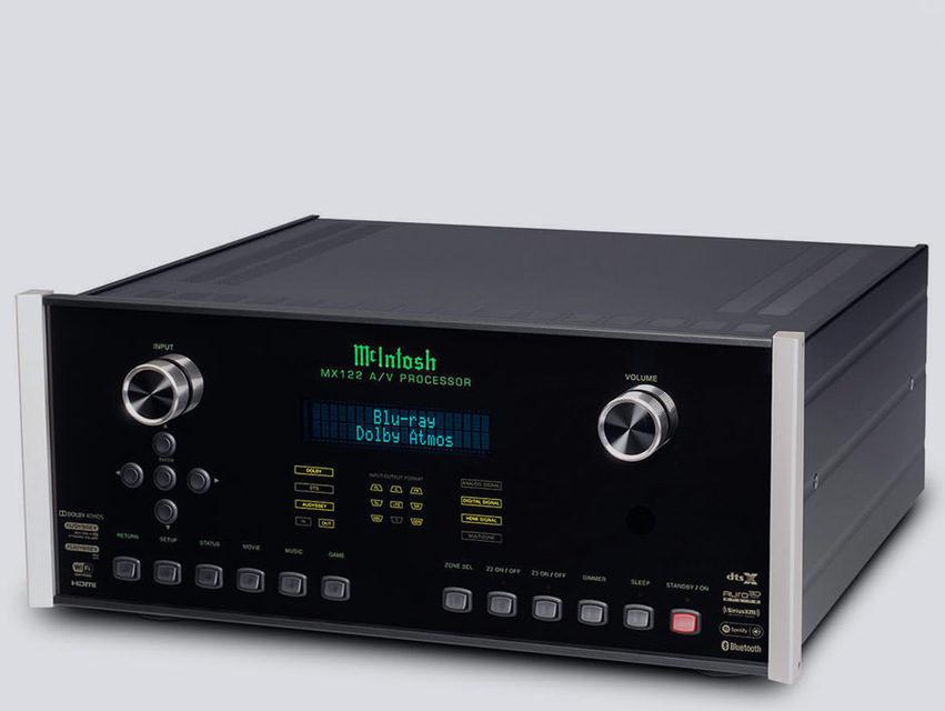 AV-процессор McIntosh MX122 получил поддержку протокола обнаружения устройств Control4 SDDP