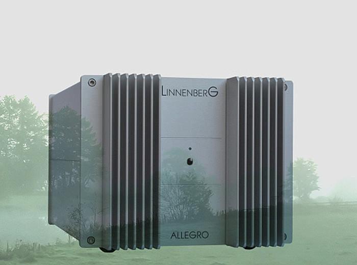 Linnenberg Audio выпустила 55-ваттный моноблок AB-класса Allegro