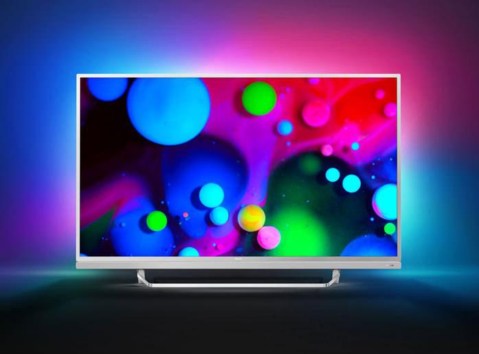 Philips представила ЖК-телевизоры в 7000 и 6000 линейках