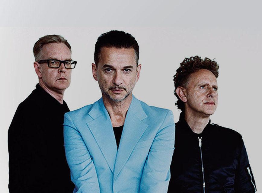 В клубе Mio состоится российская презентация альбома Depeche Mode «Spirit»