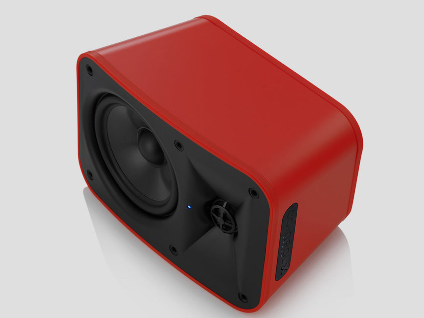JBL Control X Wireless: компактная беспроводная акустика с погодозащищенными корпусами