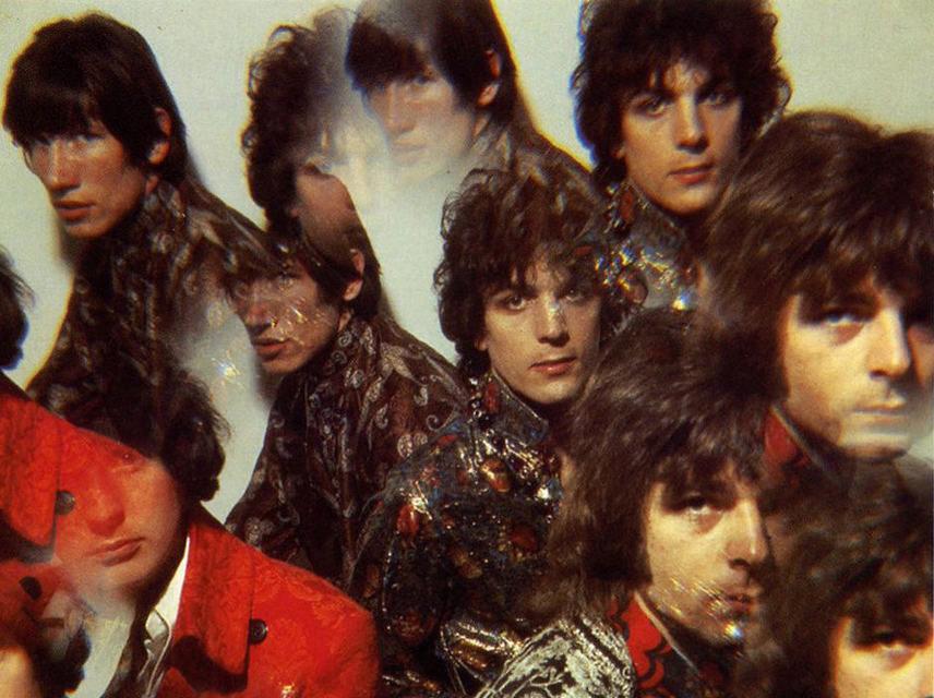 Журналисты отыскали официально неиздававшуюся15-минутнуюверсию «Interstellar Overdrive» Pink Floyd