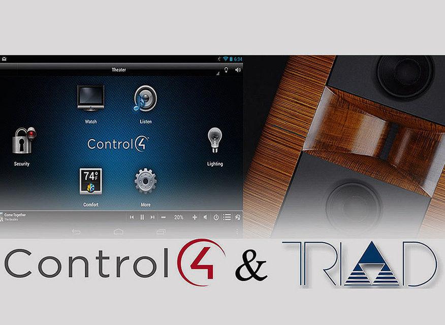 Control4 приобрела производителя акустики Triad Speakers за 9,6 млн долларов