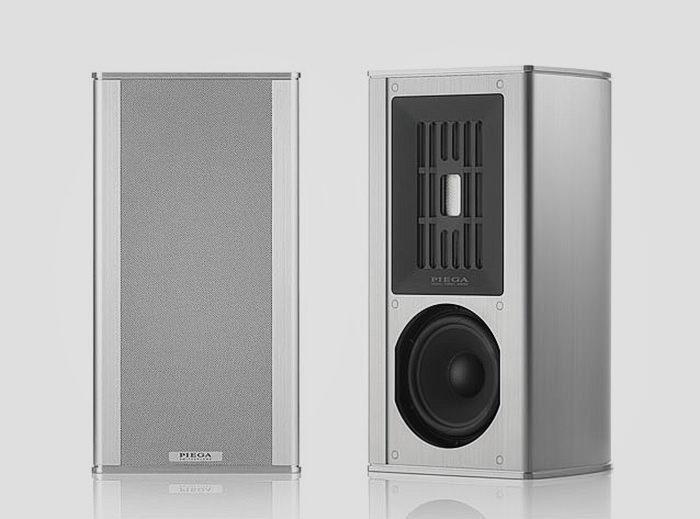 Piega представила три модели акустики Coax 511, Coax 711 и Coax 311
