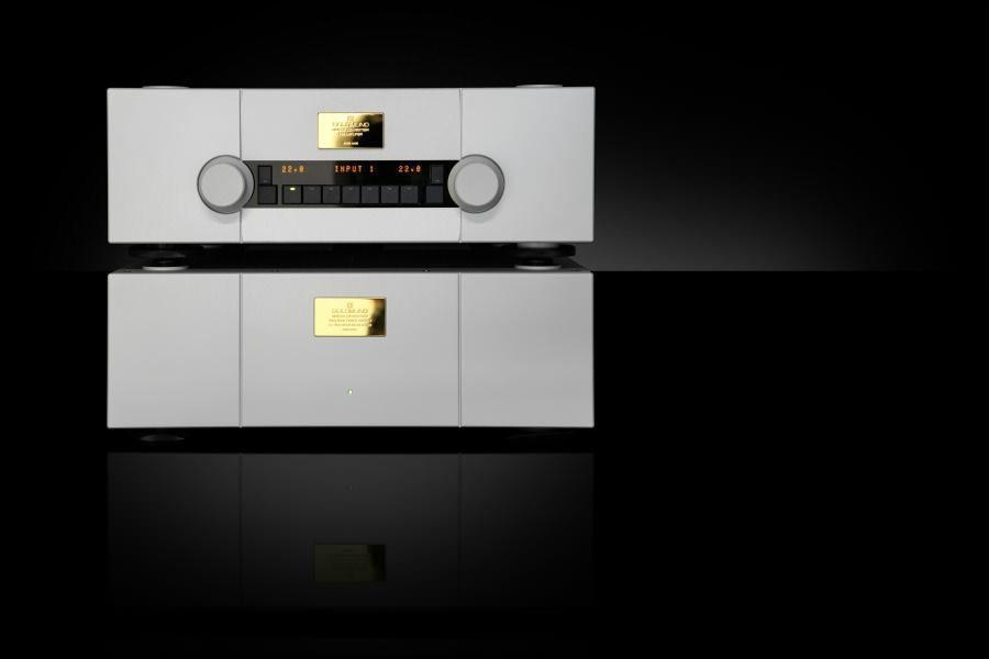 Швейцарская компания Goldmund полностью обновила линейку усилителей и предусилителей