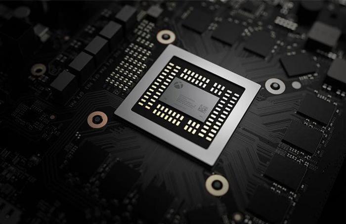 Xbox Scorpio получит поддержку нативного 4K и HDR
