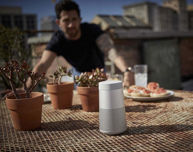Bose выпустила 360-градусные Bluetooth-колонки SoundLink Revolve и Revolve Plus в алюминиевых корпусах
