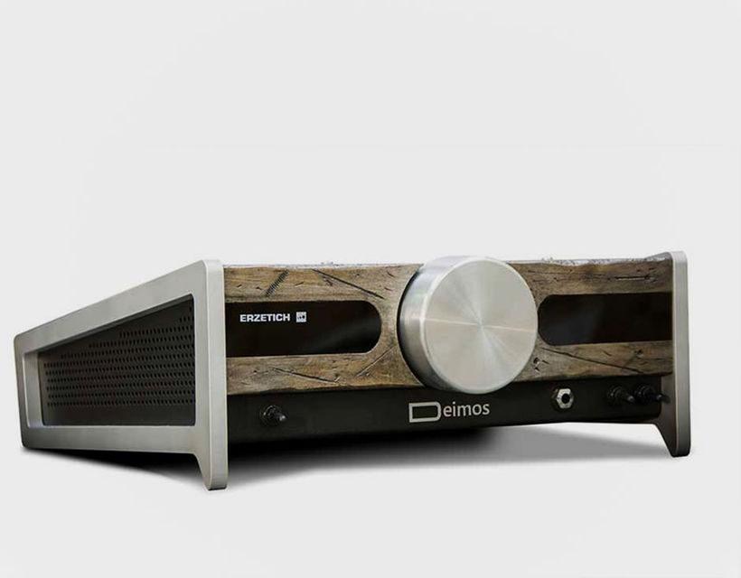 Аудиофильский усилитель для наушников Deimos от Erzetich Audio