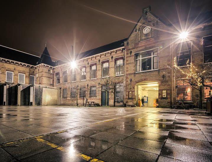 ВГолландии натерритории тюрьмы откроют завод попроизводству виниловых пластинок