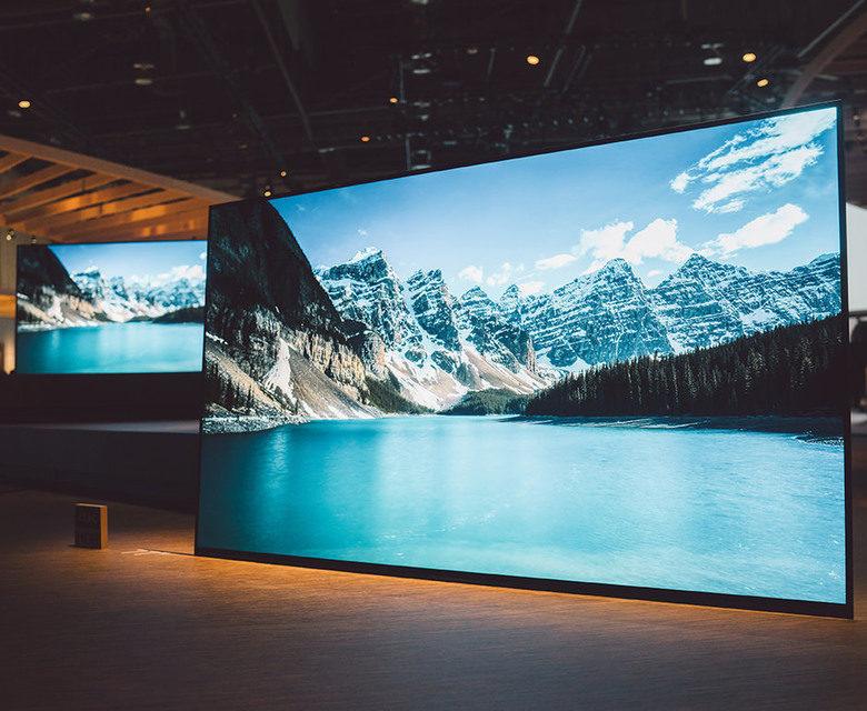 Sony представила в России OLED-телевизор Bravia A1