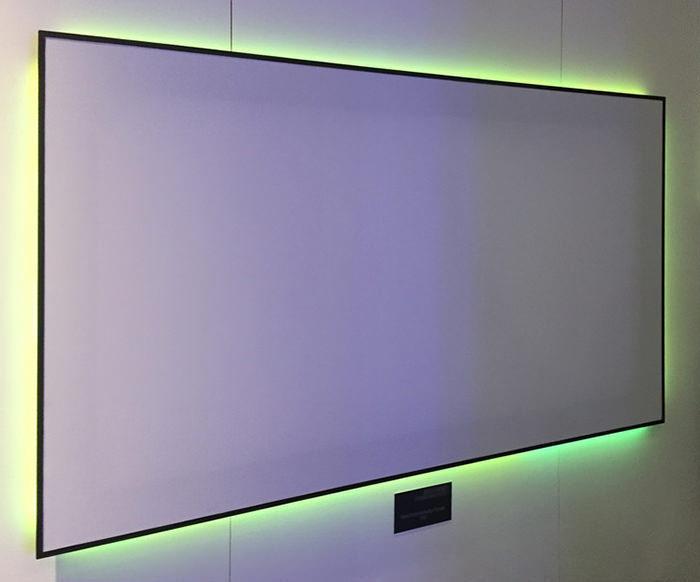 Screen Research добавила в модельный ряд пять новых проекционных экранов