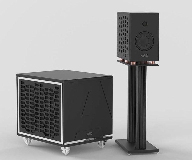 Компания AVID представила сабвуфер Reference мощностью 1200 Вт