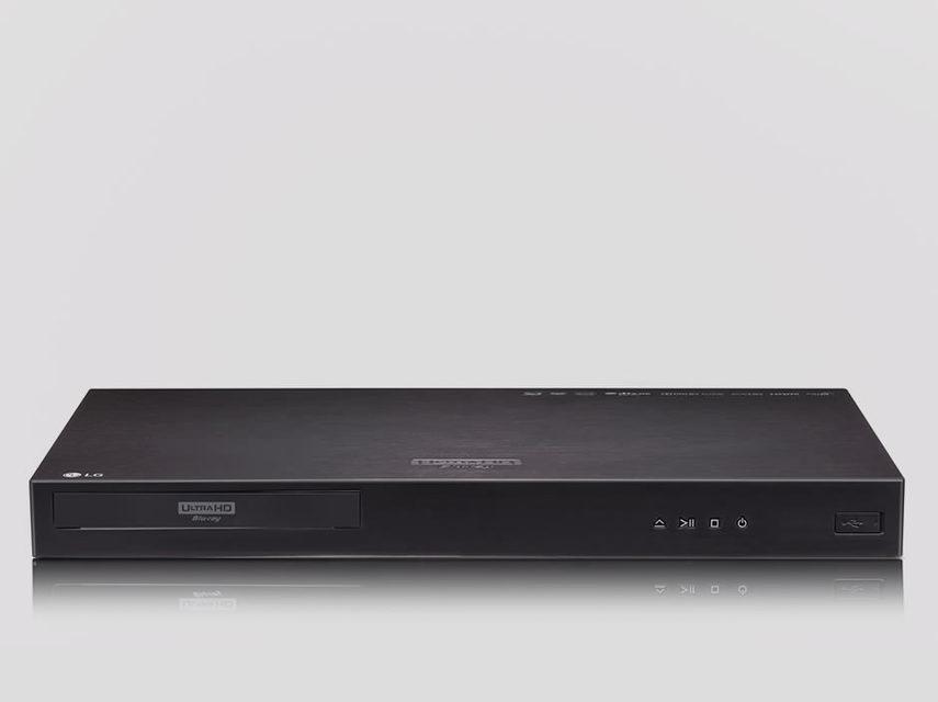 LG выпустила UHD Blu-ray-проигрыватель UP970 с поддержкой Dolby Vision