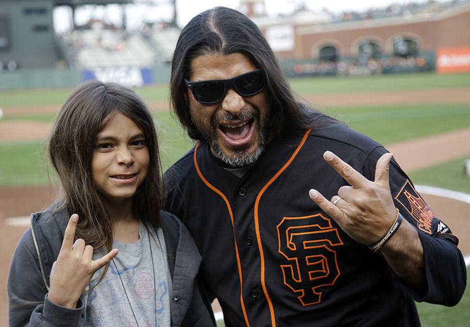 12-летнийсын басиста Metallica сыграет сгруппой Korn впредстоящем туре