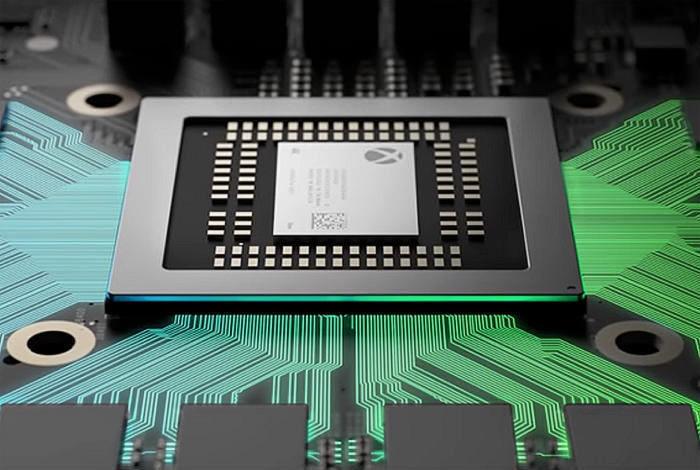 Игровая приставка Xbox Scorpio получит поддержку HDMI 2.1 и FreeSync 2