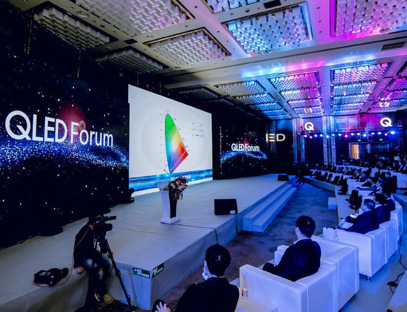Samsung, TCL и Hisense создали QLED Alliance