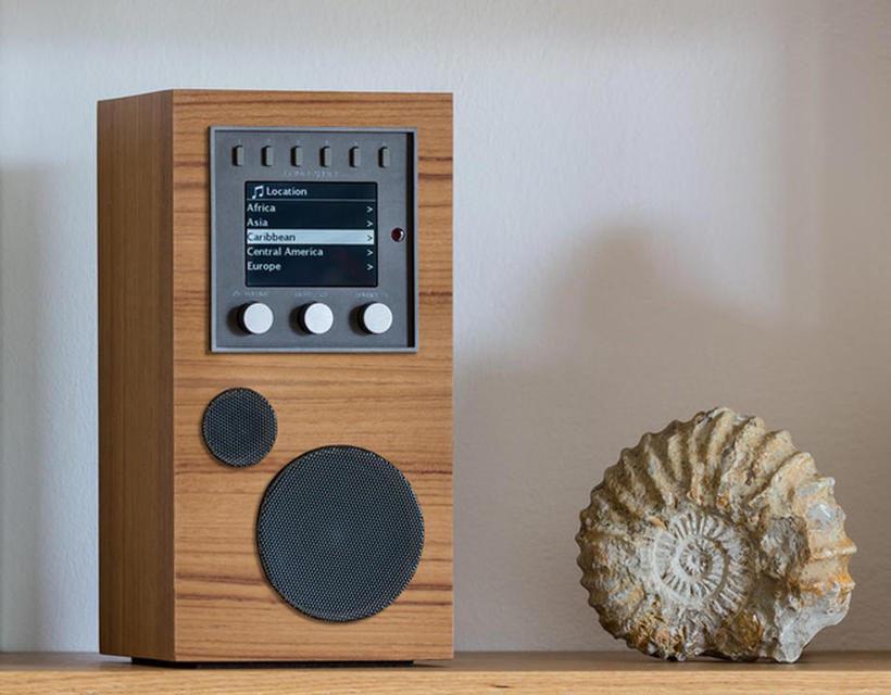 Como Audio представила мультирумные Wi-Fi радио Amico и CD-плеер Musica