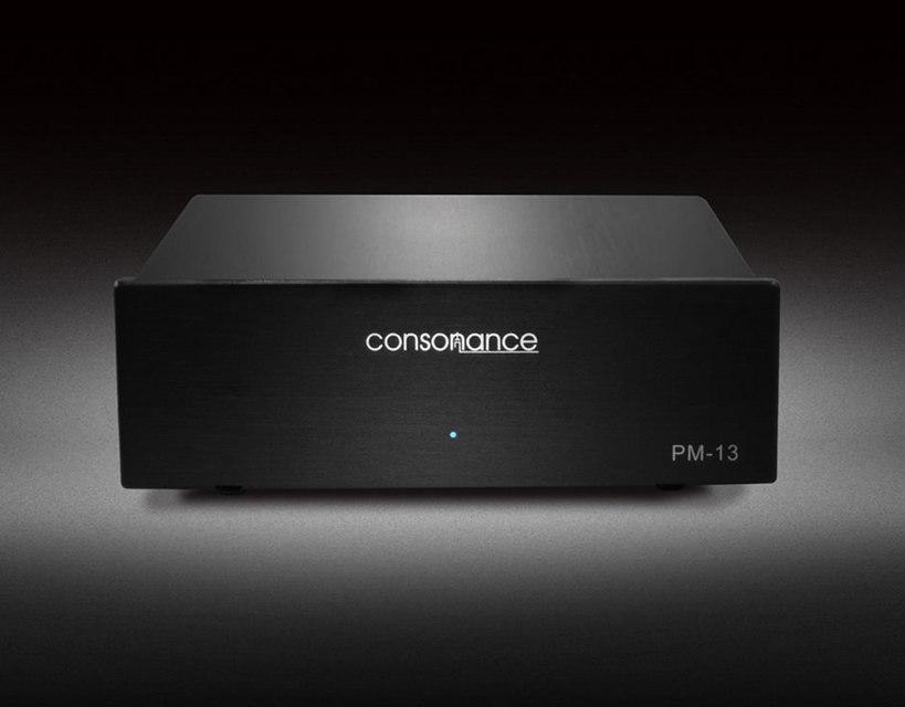 Фонокорректор Consonance PM-13 от Opera Audio с внешним блоком питания BPS на батарейке