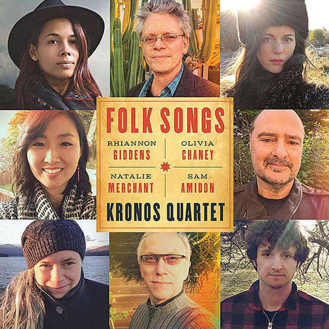 Эксклюзивная премьера песни Kronos Quartet «Lullaby» с грядущего фолк-альбома «Folk Songs»