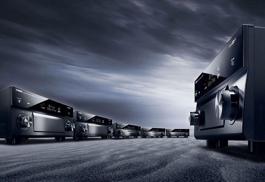 Yamaha обновила топовую линейку ресиверов Aventage шестью моделями
