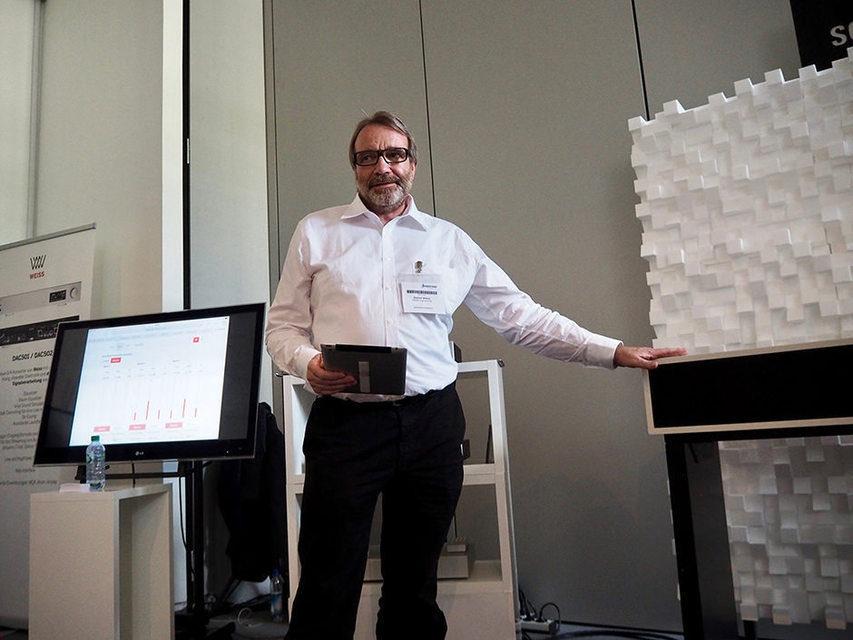 Weiss представила музыкальную систему LiveBox с алгоритмом устранения перекрестного наложения каналов