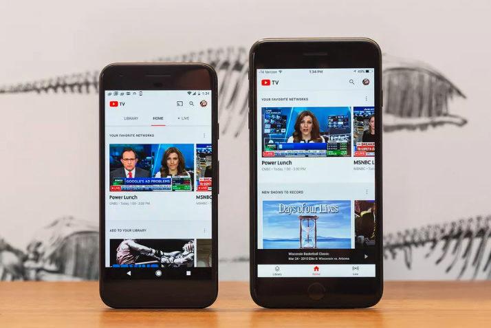 Сервис YouTube TV стал доступен на приставке Apple TV через AirPlay