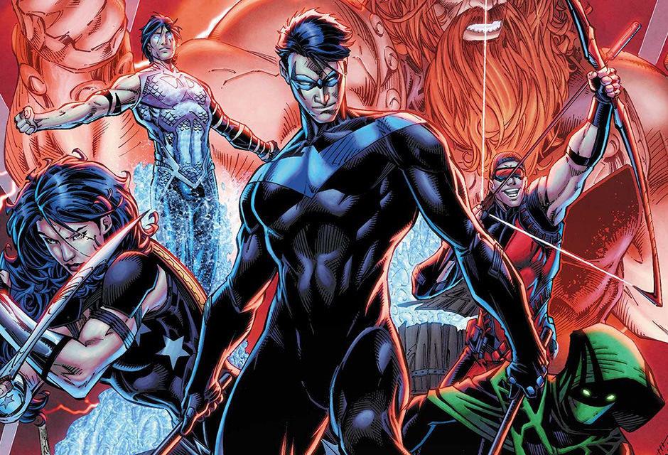DC Entertainment запустит в следующем году стриминговый сервис