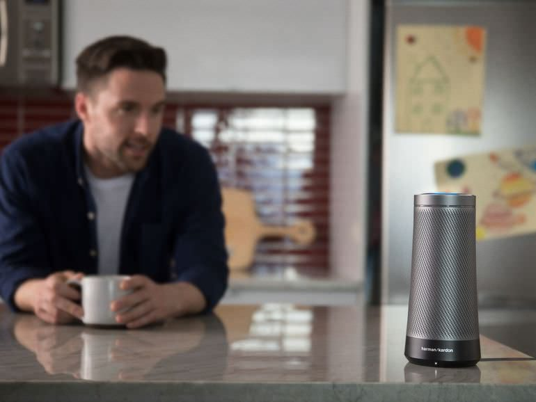 Harman анонсировала смарт-колонку Invoke с голосовым помощником Cortana