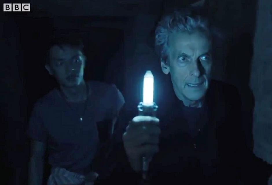 Новый эпизод сериала «Доктор Кто» выйдет с бинауральной аудиодорожкой