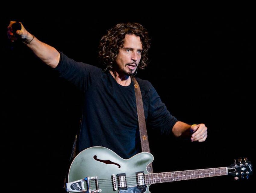 Названа причина смерти фронтмена Soundgarden Криса Корнелла
