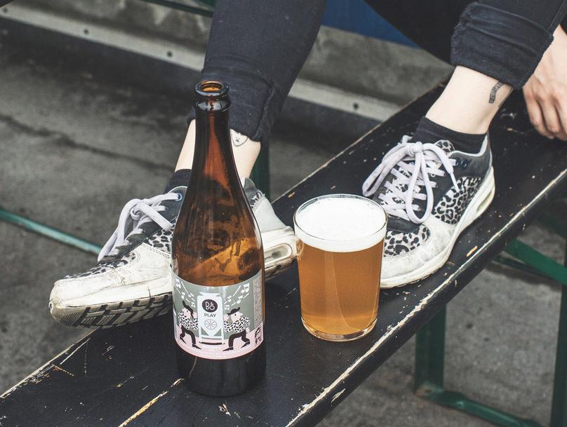 Bang & Olufsen совместно с Mikkeller выпустили пиво Beobrew