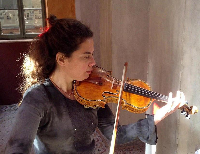 ViolinoDigitale напечатала на3D-принтерекопию скрипки Страдивари