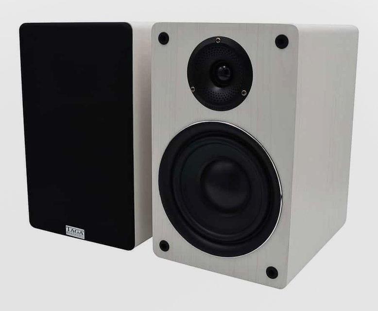Taga Harmony начала выпуск полочной акустики TAV-808B
