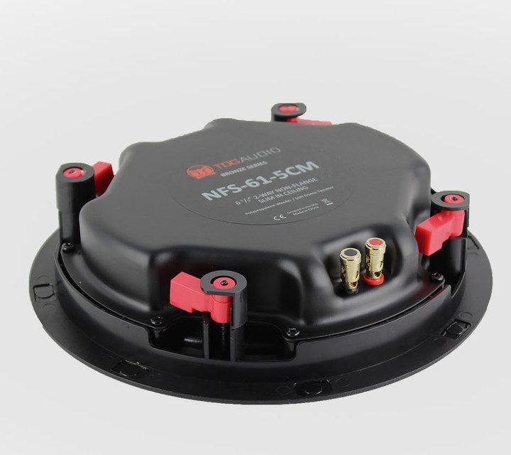 Колонка NFS-61-5CM от TDG Audio: ультратонкая потолочная встройка