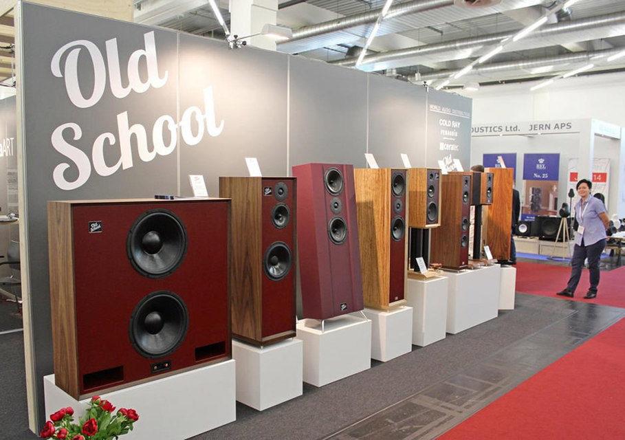 Arslab показала дополненную линейку акустики Old School