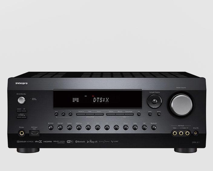 Integra представила 7.2-канальные AV-ресиверы DRX-3.1 и DRX-2.1 с поддержкой Dolby Atmos и DTS:X