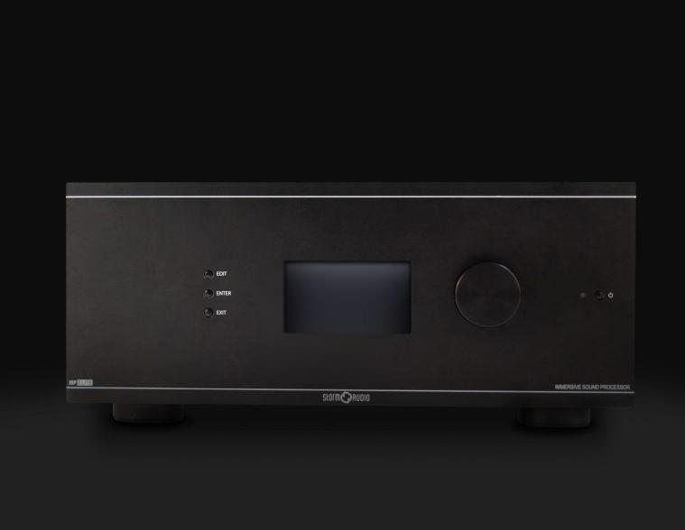 StormAudio показала на мюнхенской выставке технологии Audio Video Bridging и Dirac Live