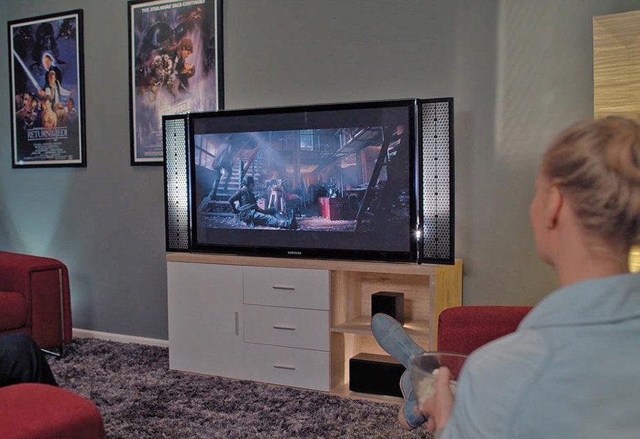 Expanse: электростатическая акустика для геймеров
