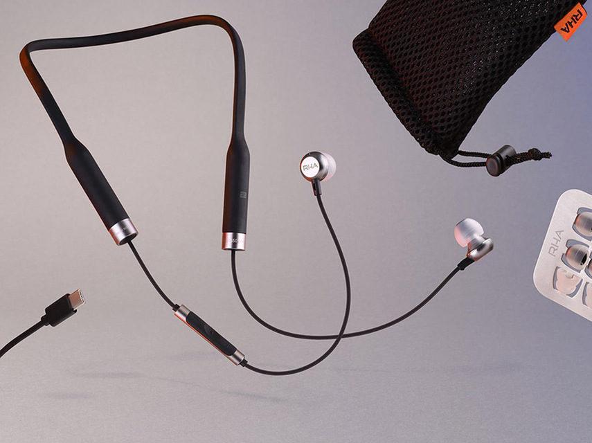 RHA выпустила беспроводные внутриканальные наушники MA650 Wireless и MA750 Wireless