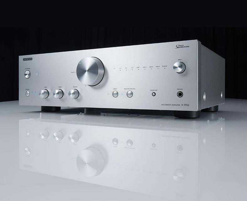 Onkyo назвала интегральник A-9150 «новым стандартом музыкальности в начальном классе»