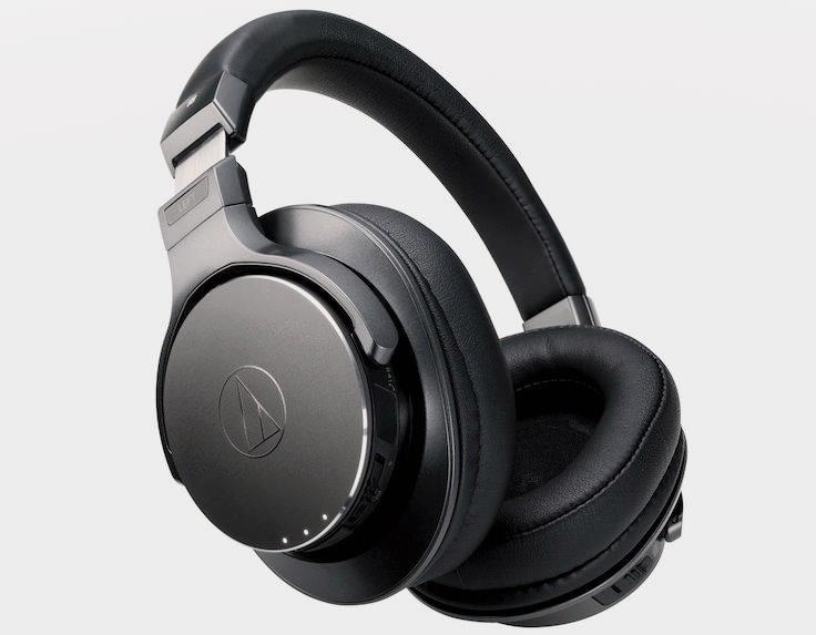 Audio-Technica начала продажи Bluetooth-наушников ATH-DSR7BT с технологией Pure Digital Drive