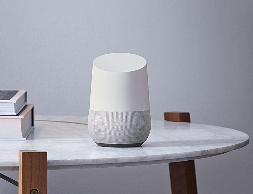 Смарт-колонка Google Home получит несколько важных обновлений
