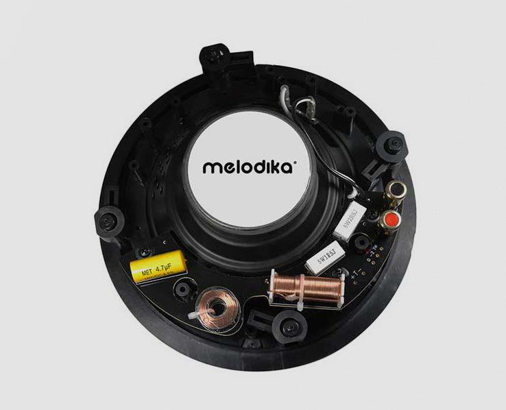 Melodika расширила линейку акустики Back in Black встраиваемыми High End-моделями