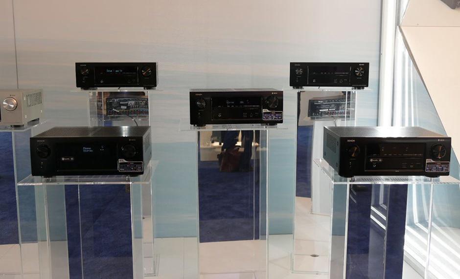 Все новые AV-ресиверы Denon получат поддержку Heos